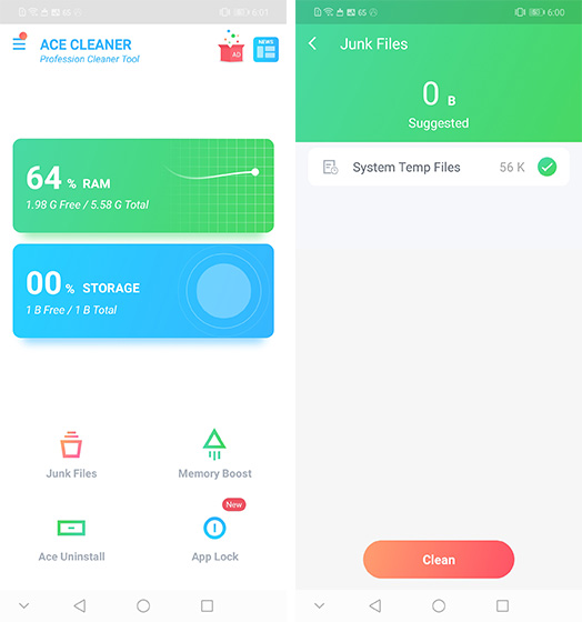 10 Best Cleaner and Booster Apps for Android in 2019 | Beebom