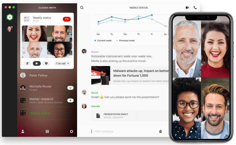 12 Best Skype Alternatives For VoIP, Video Calls and Conferencing 2019