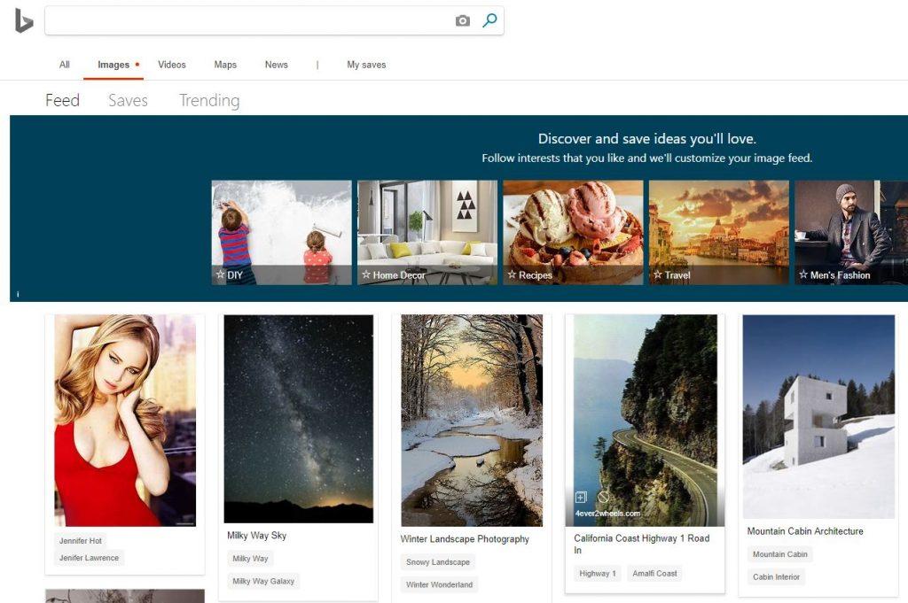 Bing Image Match