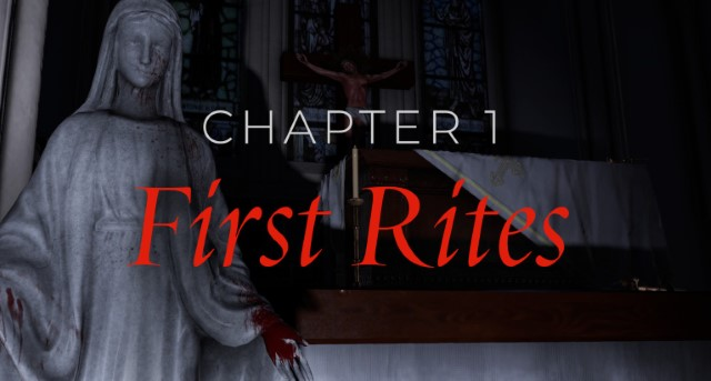 Chapter 1 First Rites