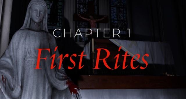 Глава 1 Первые Обряды