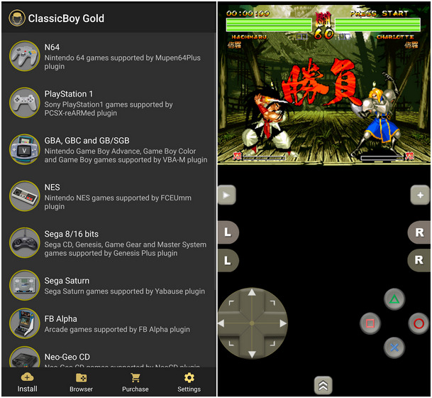 ClassicBoy Gold: Best SNES Emulators for PC, Mac and Android