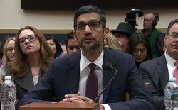 Google CEO Hearing