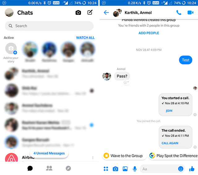 Hangouts Alternatives Messenger