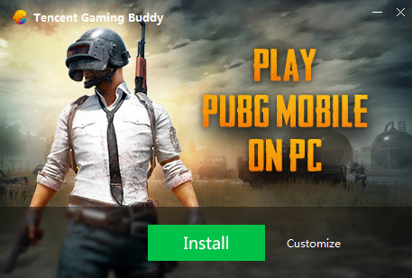 Install Tencent Gaming Buddy