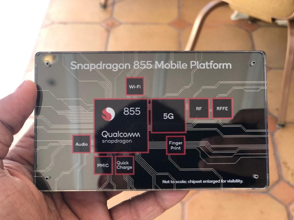 Qualcomm Snapdragon 855 is Official; Brings 5G Support, Elite Gaming Feature, 3D Sonic Sensor