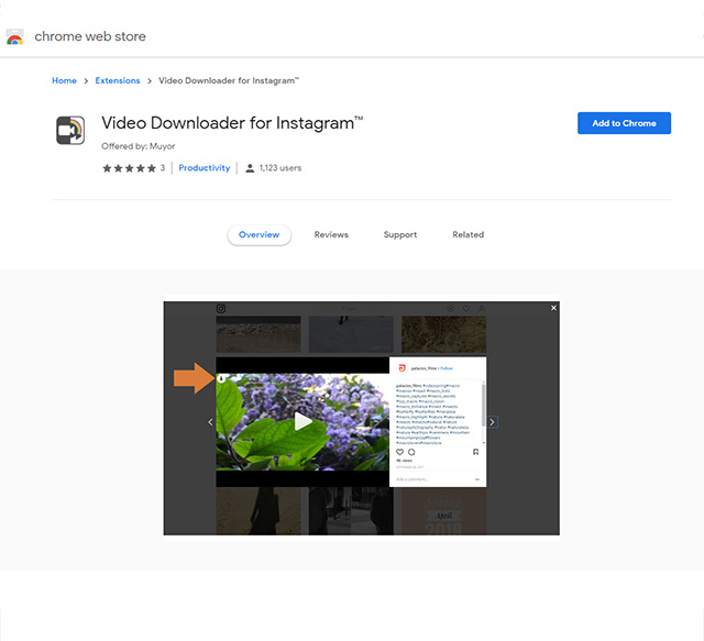 Instagram Video Downloader