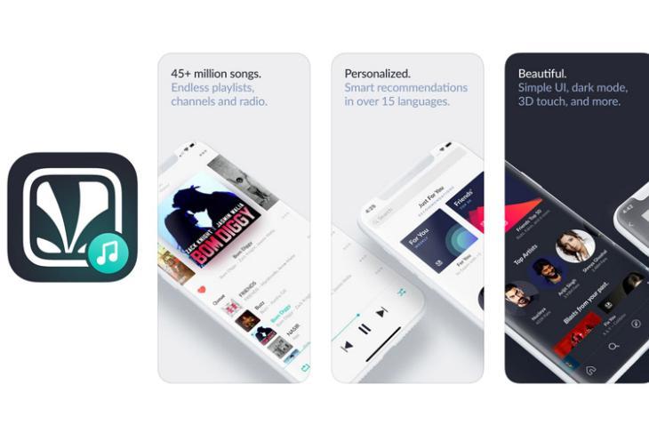 JioSaavn App