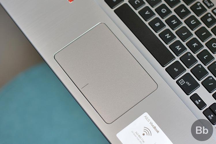 asus VivoBook 15 x505za touchpad