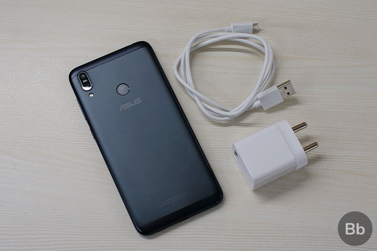 ZenFone Max M2 charger