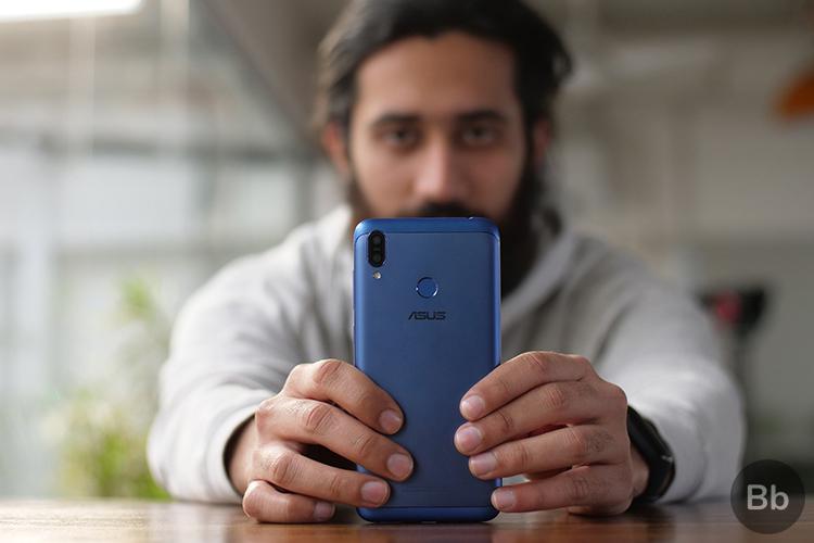 Zenfone Max M2 build