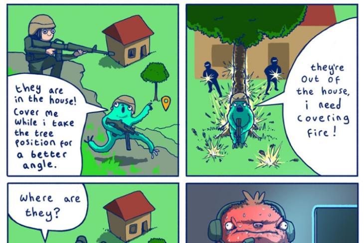 PUBG Comics Imgur