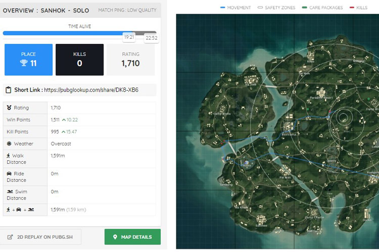PUBG Lookup' App Show You All The Stats for PUBG Players | Beebom