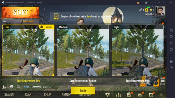 PUBG Mobile emulator - VivoBook X505 review