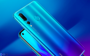 huawei nova 4 with punch-hole display, kirin 970, triple cameras launched