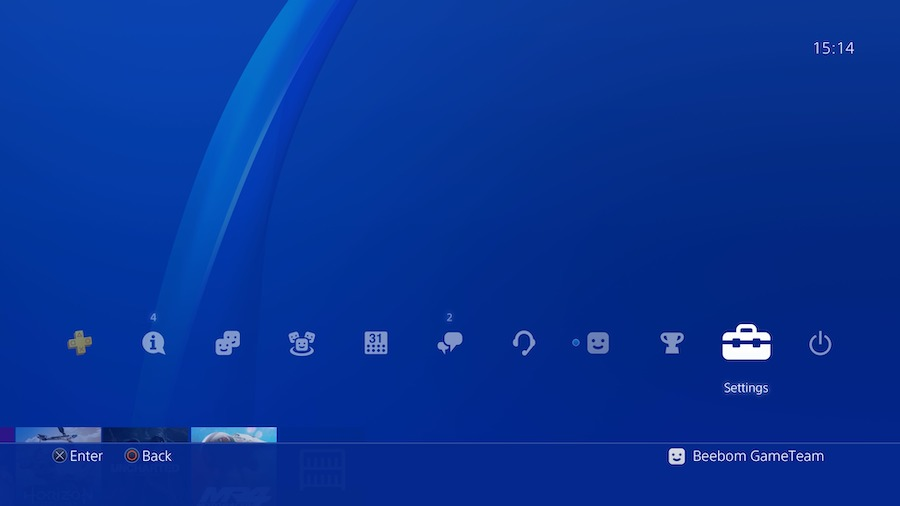 Setting Up PS4 for PS4 Remote Play00001