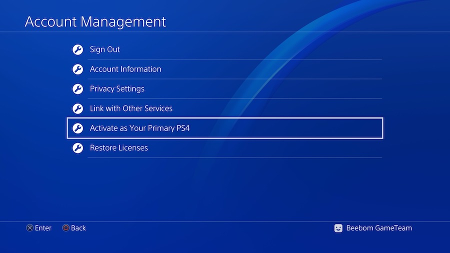 Setting Up PS4 for PS4 Remote Play00006