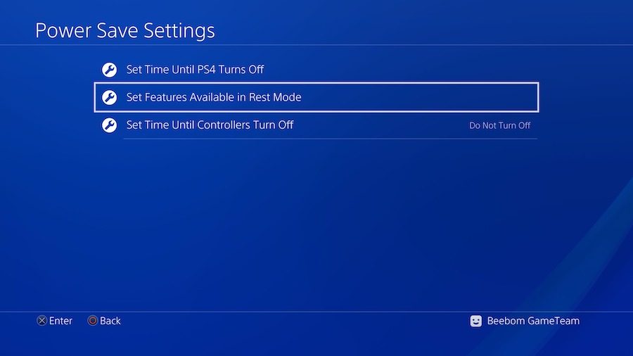 Setting Up PS4 for PS4 Remote Play00009