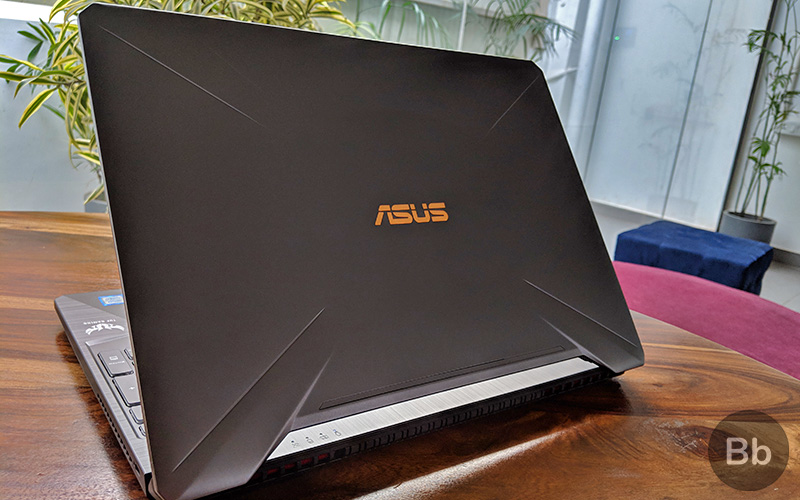 ASUS TUF Gaming FX505 Laptop Review: A Tough Recommendation