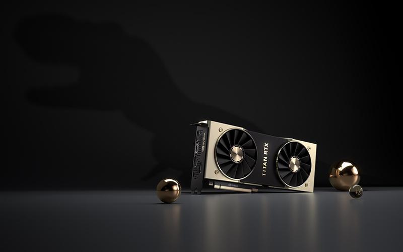 Nvidia's New Titan RTX Is the World's Most Powerful Graphics Card