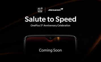 oneplus 6T mclaren edition amazon