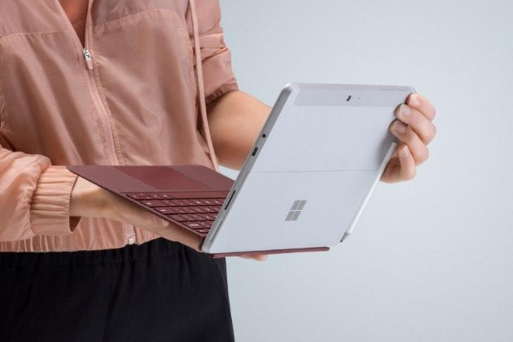 Microsoft Surface Go tablet launch in India very soon
