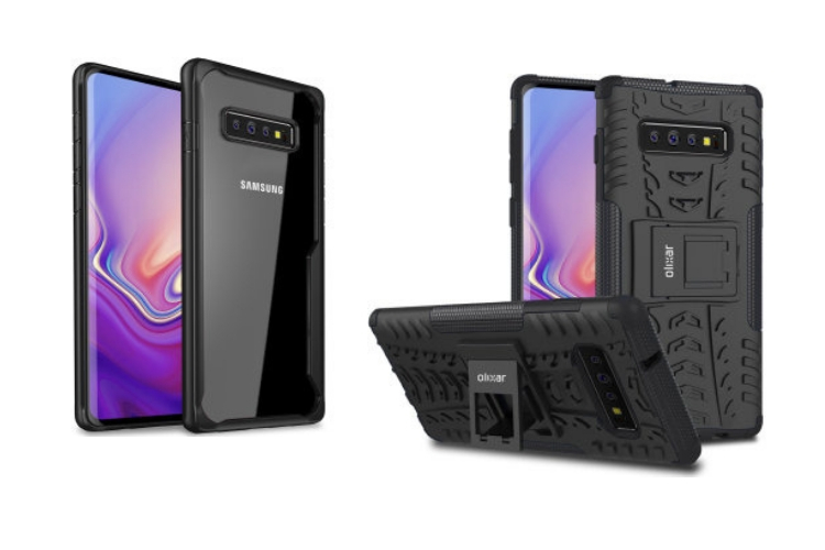 Samsung Galaxy s10 case leak