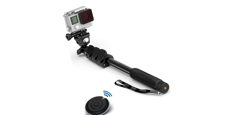 GoPro professional selfie stick and monopod