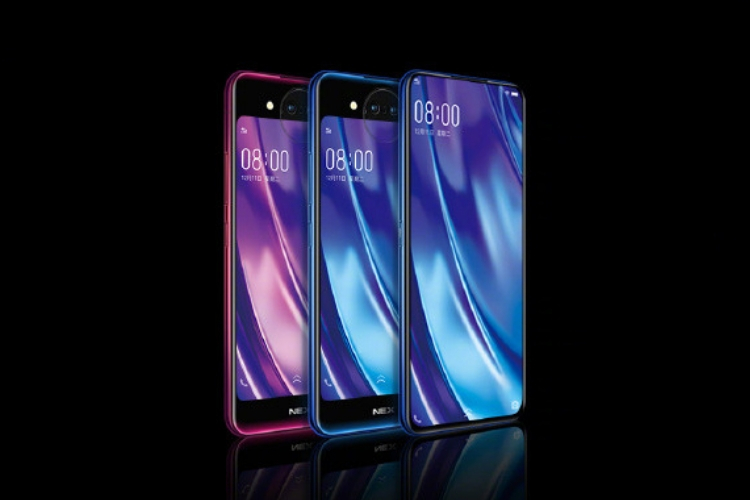 Vivo NEX Dual Display Edition With Triple Cameras, Lunar Ring Is Official in China