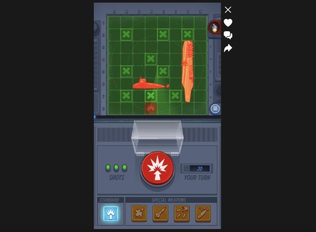 battleship facebook game