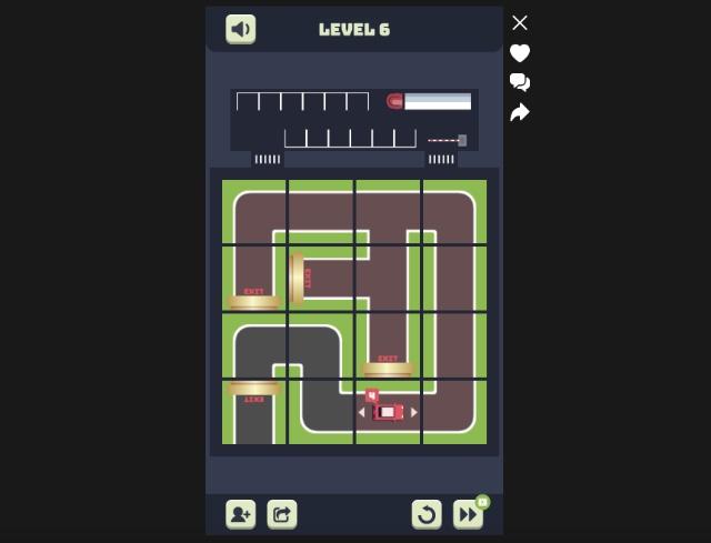 car escape puzzle - best facebook games