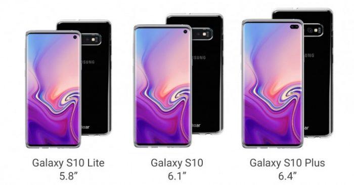 Samsung Galaxy S10, S10 Plus Design Shown off Again in New Case Leak