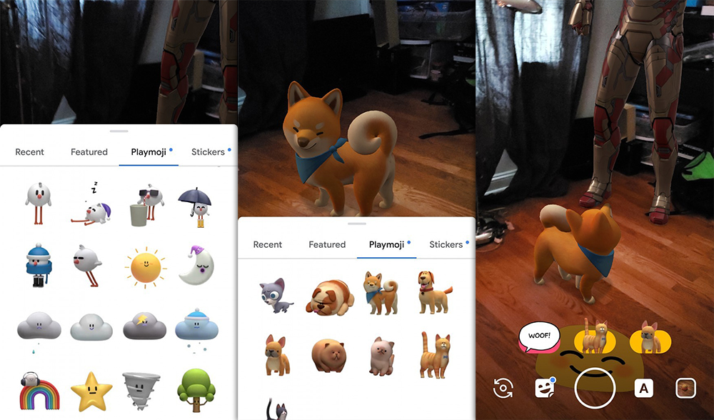 Here's How to Get Google Playground AR Camera Effects on Any Android Smartphone