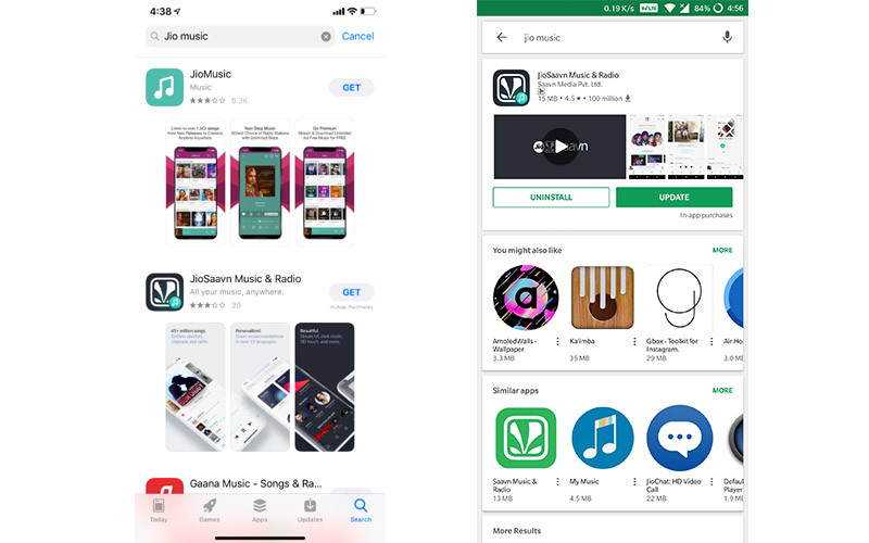 JioSaavn App Goes Live; Users Get Free 90-Day Premium Access