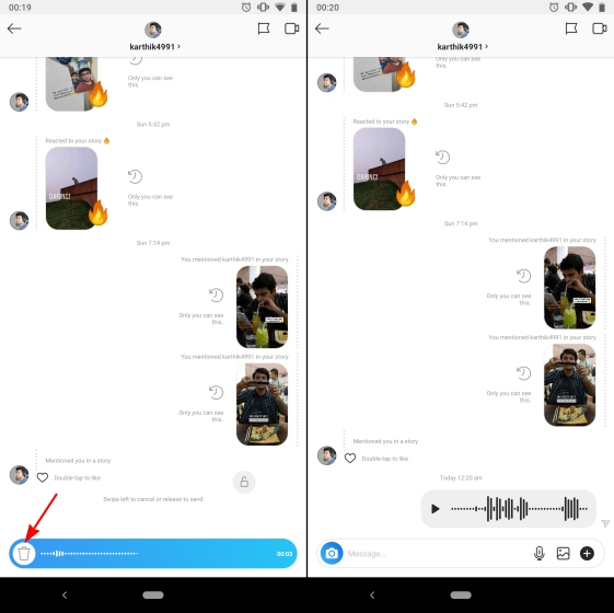 Voice Messages in Instagram Direct are Finally Here   Beebom