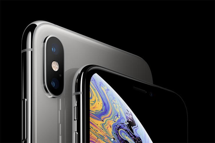 iphone x xs max notch