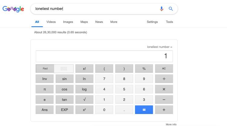 50 Hidden Google Easter Eggs You Should See