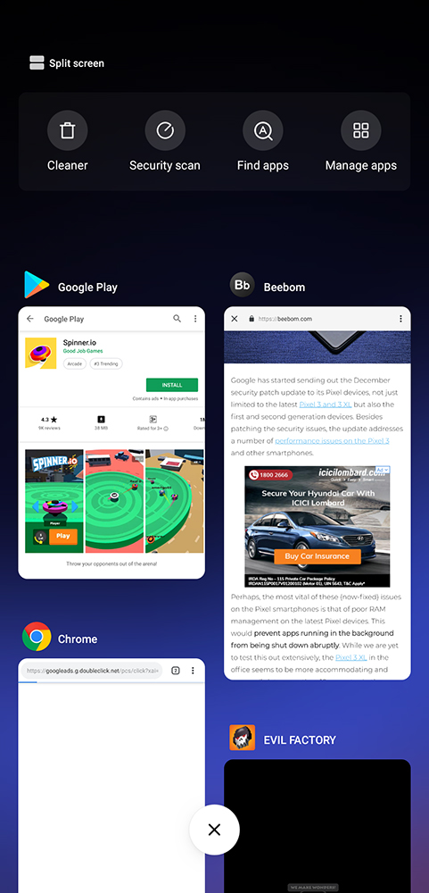 MIUI 10's Weekly Android Pie Beta Update Pushes Apps Made by Nasty Developer