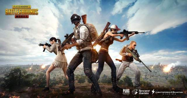 PUBG Mobile wins big in Google Play Awards 2018
