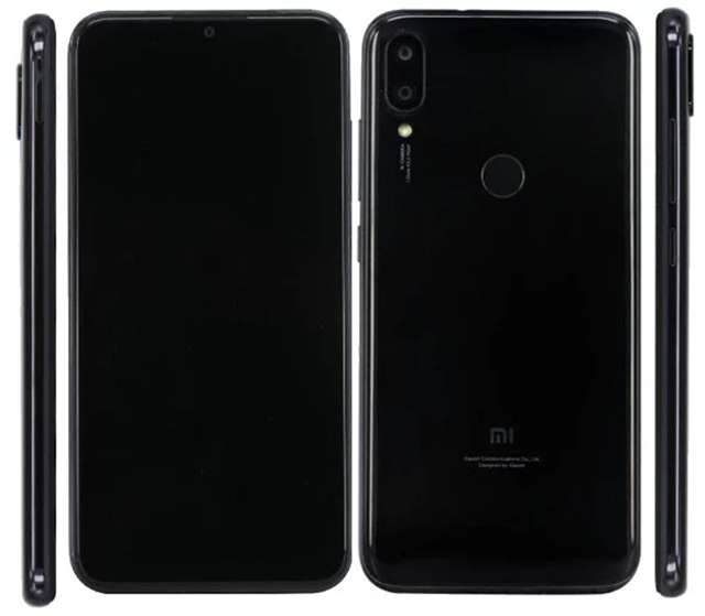 Alleged Xiaomi Redmi 7 With Teardrop Notch Gets Certified in China