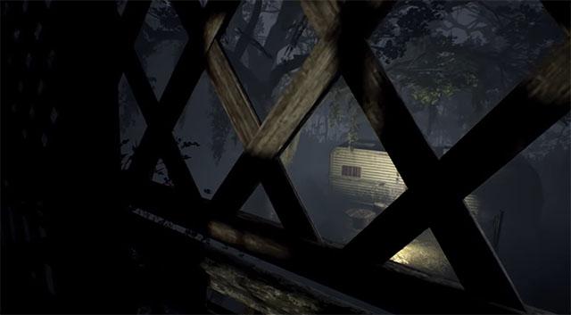 resident evil biohazard screenshot