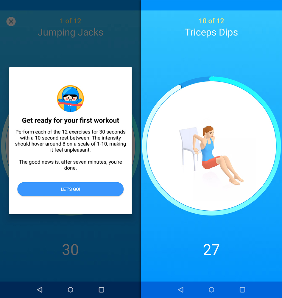 Best Workout Apps seven