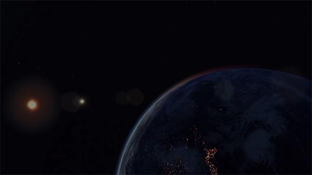 скриншот звезды