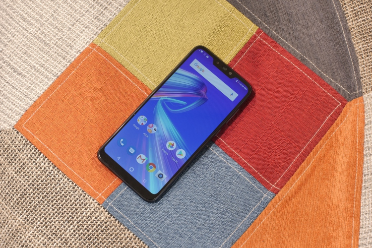 Asus ZenFone Max M2 Launched With 4,000mAh Battery Launched for Rs 9,999