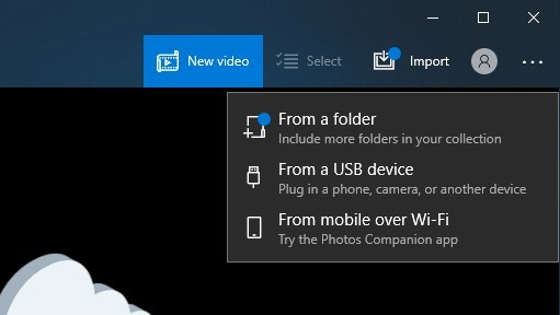 1.. Windows photos companion