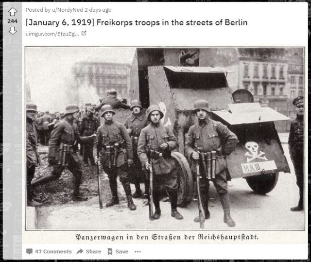100 лет назад
