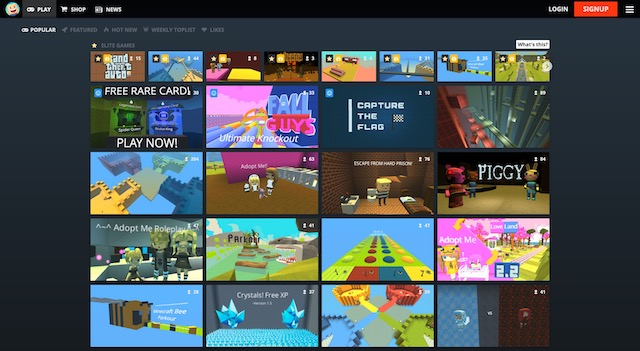 16 Cool Games Like Roblox You Can Play Updated 2020 Beebom
