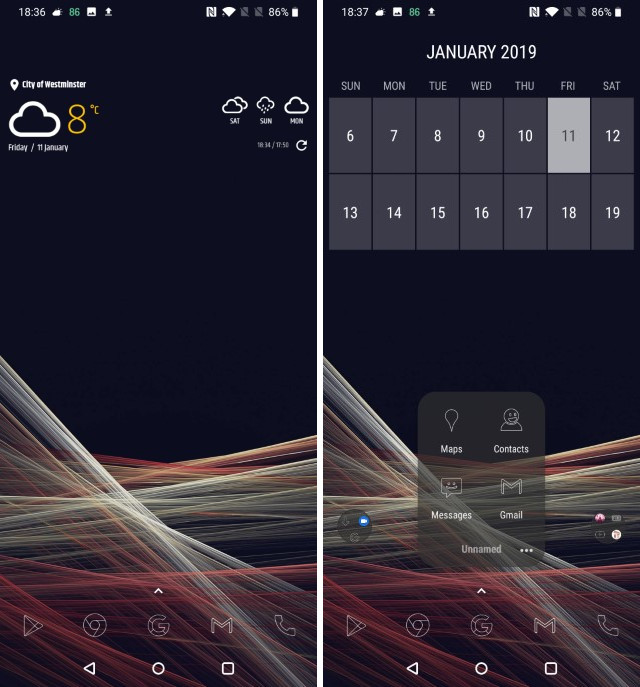 15 Cool Nova Launcher Themes That Look Amazing in 2019 | Beebom