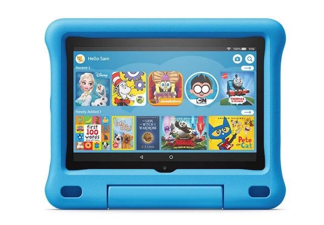 7. Amazon Fire HD 8 Kids Edition