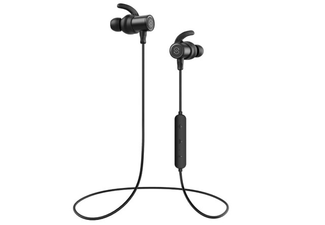 8. SoundPEATS Bluetooth Earphones